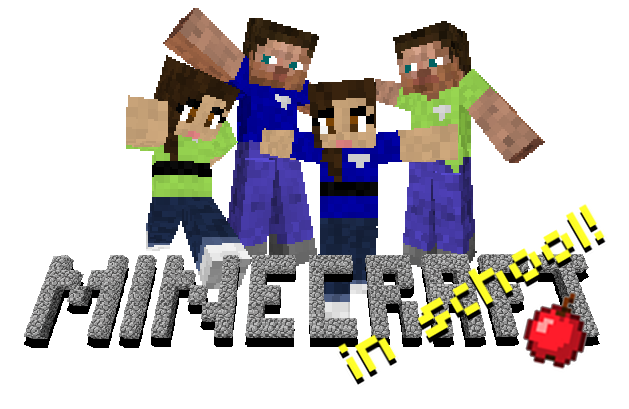 minecraftinschool [licensed for non-commercial use only] / FrontPage